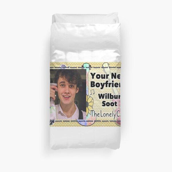 your new boyfriend wilbur soot Duvet Cover RB2605 product Offical Wilbur Soot Merch