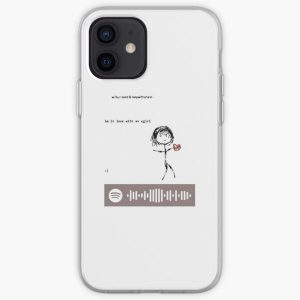 I'm in Love With an E-girl (boywithahalo remix) by Wilbur Soot iPhone Soft Case RB2605 product Offical Wilbur Soot Merch