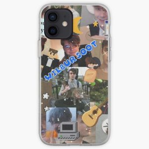Wilbur Soot collage iPhone Soft Case RB2605 product Offical Wilbur Soot Merch