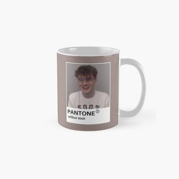 Wilbur Soot Soft Pantone Classic Mug RB2605 product Offical Wilbur Soot Merch