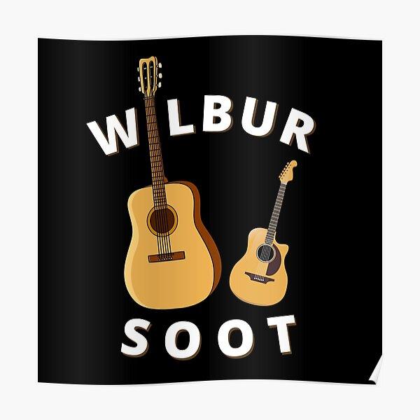 Wilbur Soot Music Poster RB2605 product Offical Wilbur Soot Merch