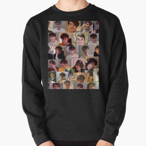 Wilbur Soot collage 2 Pullover Sweatshirt RB2605 product Offical Wilbur Soot Merch