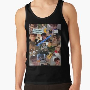 Wilbur Soot collage Tank Top RB2605 product Offical Wilbur Soot Merch