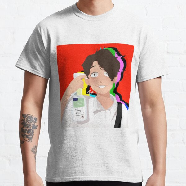 your new boyfriend wilbur soot Classic T-Shirt RB2605 product Offical Wilbur Soot Merch