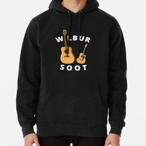 Wilbur Soot Music Pullover Hoodie RB2605 product Offical Wilbur Soot Merch