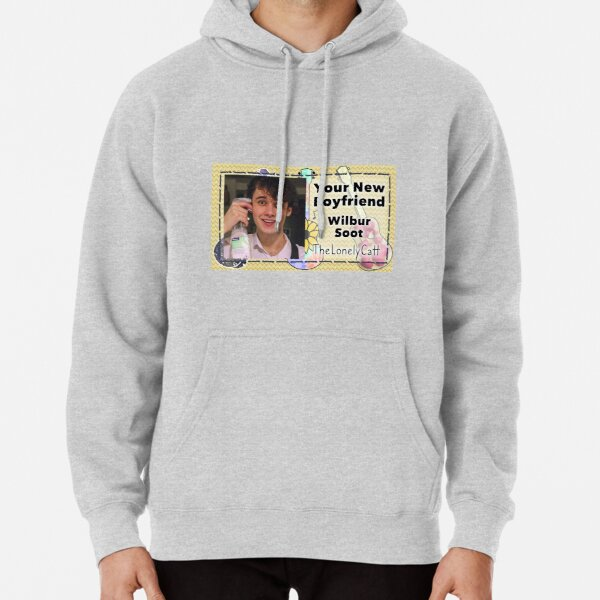 your new boyfriend wilbur soot Pullover Hoodie RB2605 product Offical Wilbur Soot Merch