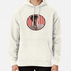 Wilbur Soot in a circle | Dream SMP | Your new boyfriend Pullover Hoodie RB2605 product Offical Wilbur Soot Merch