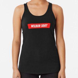 Wilbur Soot Racerback Tank Top RB2605 product Offical Wilbur Soot Merch