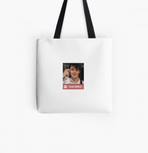 Your New Boyfriend by Wilbur Soot All Over Print Tote Bag RB2605 product Offical Wilbur Soot Merch