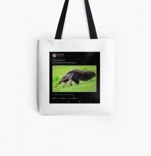 Wilbur soot tweet All Over Print Tote Bag RB2605 product Offical Wilbur Soot Merch