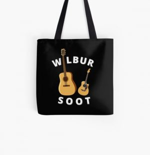 Wilbur Soot Music All Over Print Tote Bag RB2605 product Offical Wilbur Soot Merch