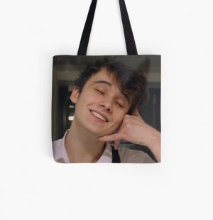 your new boyfriend wilbur soot All Over Print Tote Bag RB2605 product Offical Wilbur Soot Merch
