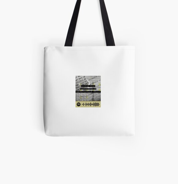 Internet Ruined Me (boywithahalo remix) by Wilbur Soot All Over Print Tote Bag RB2605 product Offical Wilbur Soot Merch