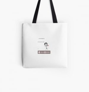 I'm in Love With an E-girl (boywithahalo remix) by Wilbur Soot All Over Print Tote Bag RB2605 product Offical Wilbur Soot Merch