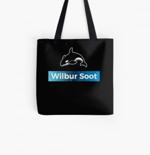 Wilbur Soot All Over Print Tote Bag RB2605 product Offical Wilbur Soot Merch
