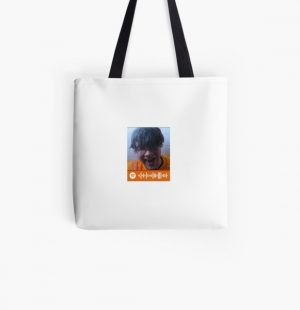 I'm in Love With an E-Girl by Wilbur Soot All Over Print Tote Bag RB2605 product Offical Wilbur Soot Merch