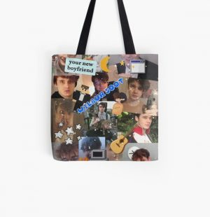 Wilbur Soot collage All Over Print Tote Bag RB2605 product Offical Wilbur Soot Merch