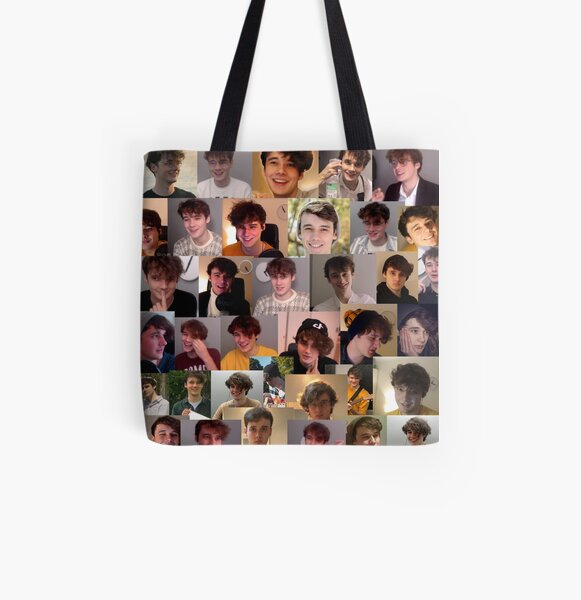Wilbur Soot collage 2 All Over Print Tote Bag RB2605 product Offical Wilbur Soot Merch