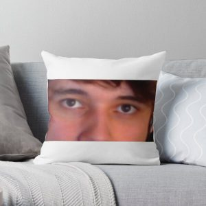 Wilbur soot eyes Throw Pillow RB2605 product Offical Wilbur Soot Merch