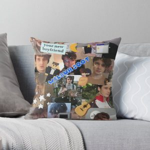 Wilbur Soot collage Throw Pillow RB2605 product Offical Wilbur Soot Merch
