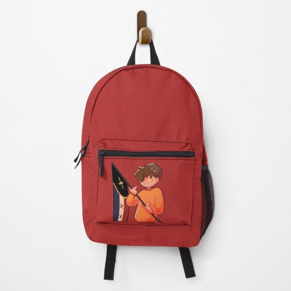 Wilbur Soot L'manburg Fanart Backpack RB2605 product Offical Wilbur Soot Merch