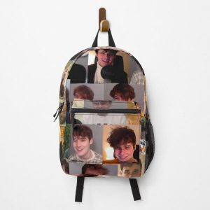 Wilbur Soot collage 2 Backpack RB2605 product Offical Wilbur Soot Merch