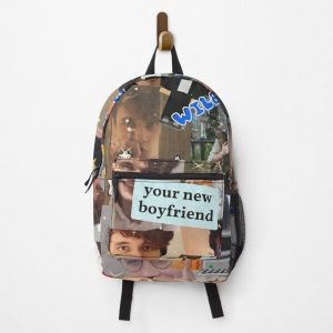 Wilbur Soot collage Backpack RB2605 product Offical Wilbur Soot Merch