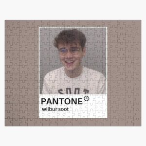 Wilbur Soot Soft Pantone Jigsaw Puzzle RB2605 product Offical Wilbur Soot Merch