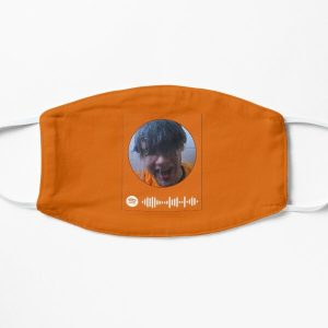 Wilbur Soot Spotify tag Flat Mask RB2605 product Offical Wilbur Soot Merch