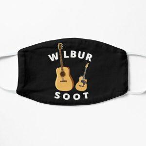 Wilbur Soot Music Flat Mask RB2605 product Offical Wilbur Soot Merch