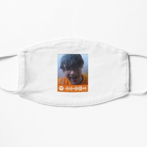 I'm in Love With an E-Girl by Wilbur Soot Flat Mask RB2605 product Offical Wilbur Soot Merch