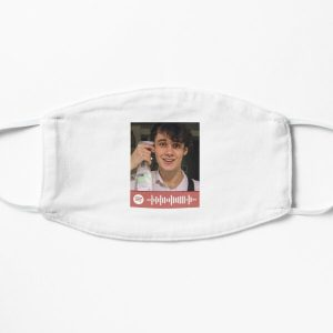 Your New Boyfriend by Wilbur Soot Flat Mask RB2605 product Offical Wilbur Soot Merch