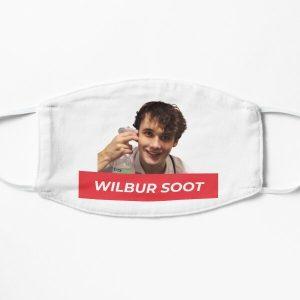 Wilbur Soot Flat Mask RB2605 product Offical Wilbur Soot Merch