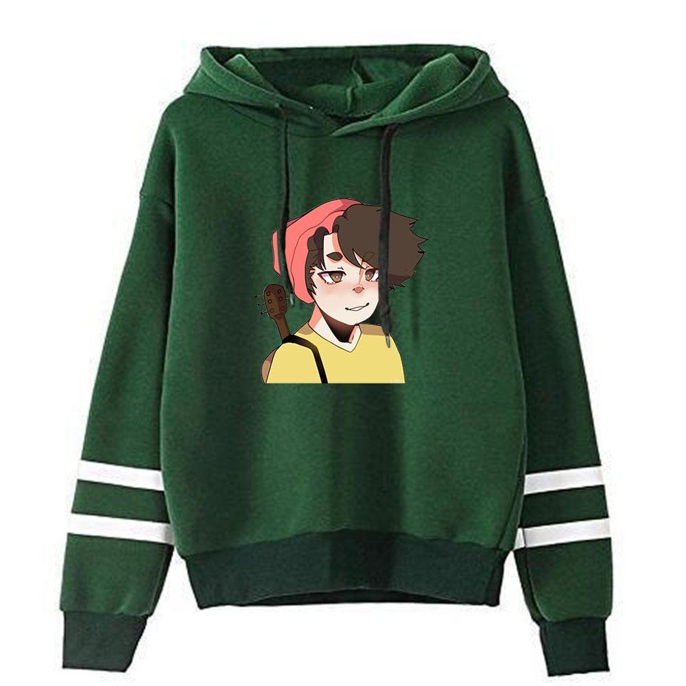 New WilburSoot Sweatshirt Hoodie Women Men Popular Fashion Hoodies Harajuku Hip Hop Sweatshirt Pullover Loose Autumn Sweatshirt