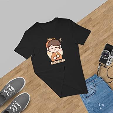 Wilbur Soot T-Shirts - Banana Wilbur Soot Black T-Shirt