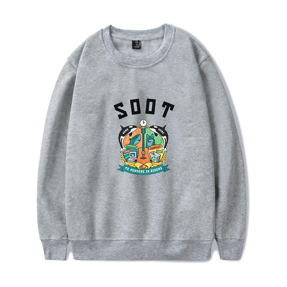 2020 Wilbur Soot sweatshirts Men Sweatshirt Wilbur Soot Print Pullover Sweatshirts for Men/Women